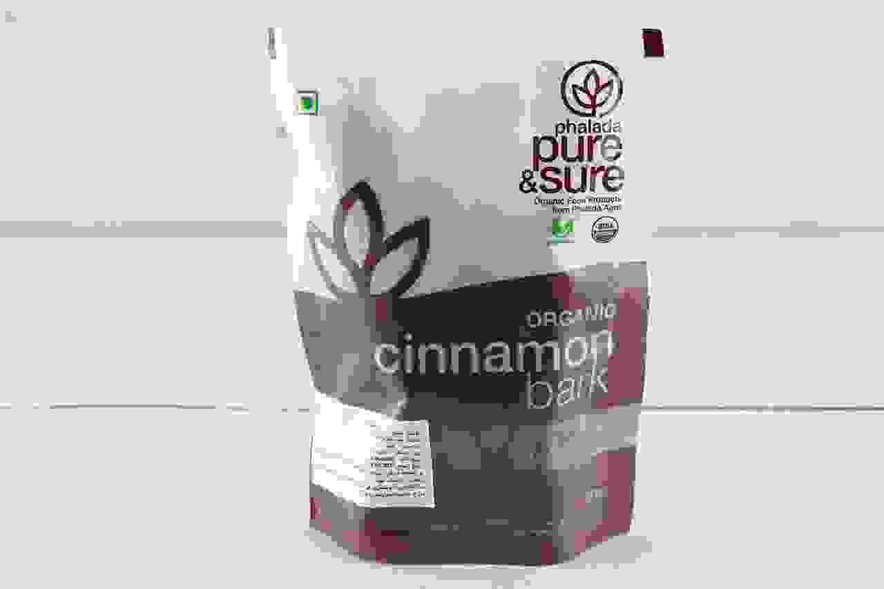 Organic Cinnamon Whole